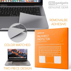 "Genuine UPPERCASE Palm Rest Protector for MacBook Pro 15"" 2016+"
