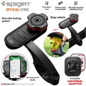 Genuine Spigen Gearlock MF100 Out Front Bike Mount Holder for iPhone / Galaxy