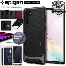 Galaxy Note 10 Case Genuine SPIGEN Neo Hybrid Premium Bumper Cover for Samsung