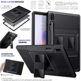 Galaxy Tab S6 10.5 Case Genuine Moko Shockproof Kickstand Full Body Rugged Cover
