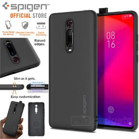 Xiaomi Mi 9T / 9T Pro / Redmi K20 / K20 Pro Case, Genuine SPIGEN Silicone Fit Soft Slim Rugged Cover