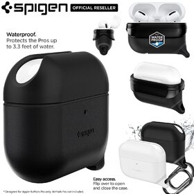 Genuine SPIGEN Slim Armor IP Waterproof Resistance Cover for Apple AirPods Pro Case