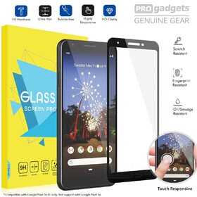 Genuine MOKO 9H Ultra Clear Tempered Glass Screen Protector for Google Pixel 3a XL