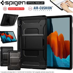 Genuine SPIGEN Tough Armor Pro Hard Cover for Samsung Galaxy Tab S7 / Tab S7 5G 11.0 Case