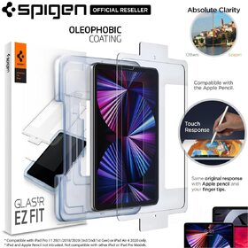 SPIGEN EZFit Tempered Glass for Apple iPad Air 4 /iPad Pro 11 Screen Protector