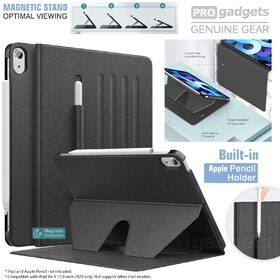 Genuine MOKO Shockproof Protective Multi-Angle Magnetic Stand Cover for Apple iPad Air 4 Case