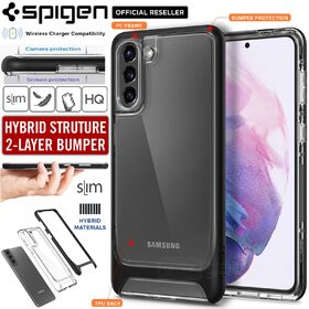 SPIGEN Neo Hybrid Crystal Case for Galaxy S21 Plus