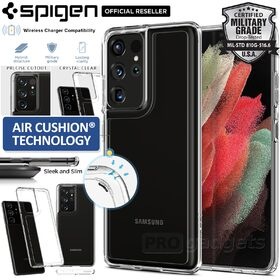 SPIGEN Crystal Hybrid Case for Galaxy S21 Ultra