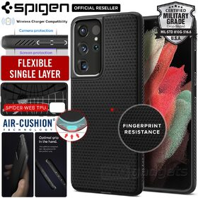 SPIGEN Liquid Air Case for Galaxy S21 Ultra