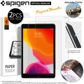 SPIGEN Paper Touch Screen Protector 2 PCS for iPad 10.2 2020/2019